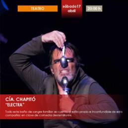 CHAPITÒ - ELECTRA