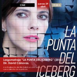 ENCUENTROS CON EL CINE CANARIO – LA PUNTA DEL ICEBERG