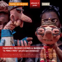 PANDURO PRODUCCIONES & MARMORE – EL PRINCI-PATO