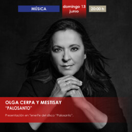 OLGA CERPA Y MESTISAY – PALOSANTO
