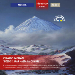 CHAGO MELIÁN – DÍA DE CANARIAS